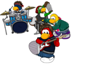 Penguin Band New