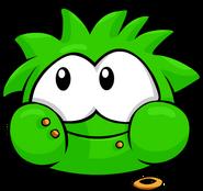 Puffle Verde 33