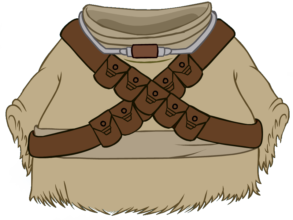 Disfraz de Pirata Tusken