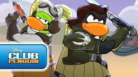 Club Penguin Star Wars Rebels La invasión - Tráiler Oficial