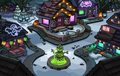 Halloween Party 2016 Snow Forts