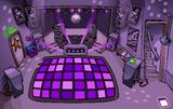 Night Club rave Purple
