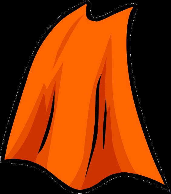 Capa Naranja