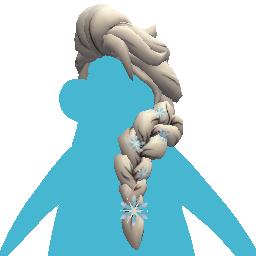 Elsa Hair