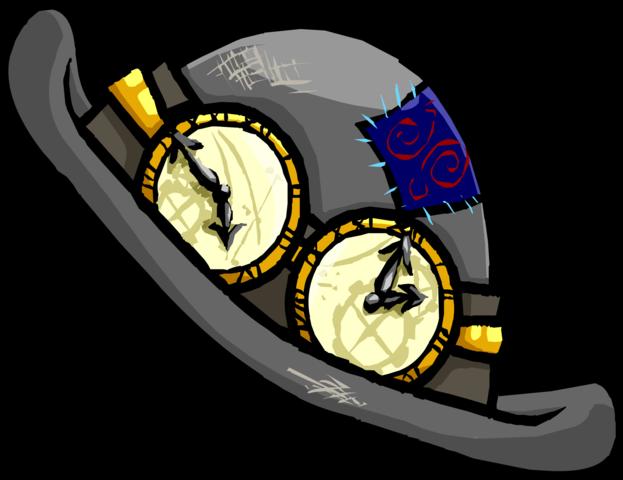 Sombrero de Viajero del Tiempo