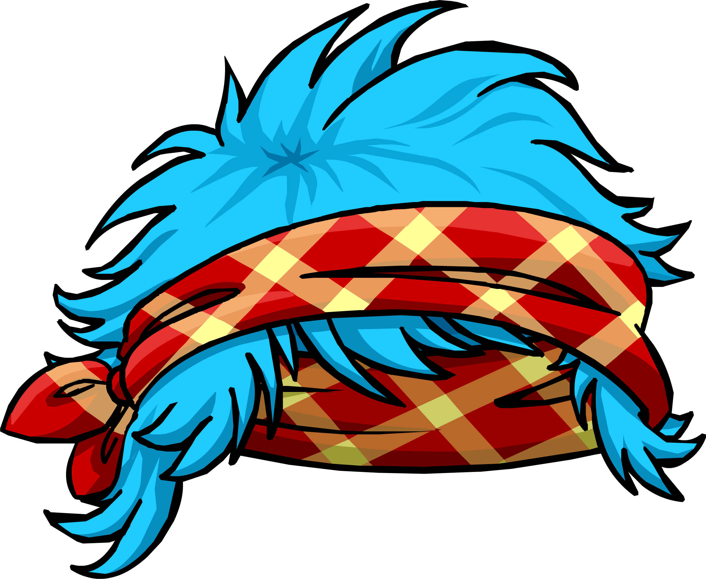 The Overgrown (Puffle Hat)