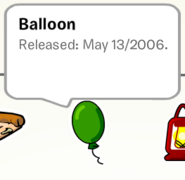 BalloonPinStampbook