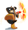 C-J Snow Beta Fire Ninja