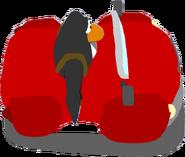 Coche Rojo sprite