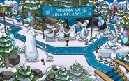 Festival de Nieve 2015 Bosque