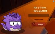 PurpleTRexPuffleAdoptName
