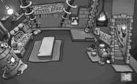 Laboratorio secreto
