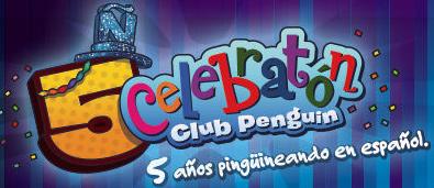 5 Celebraton Club Penguin