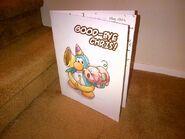 Screenhog goodbye card