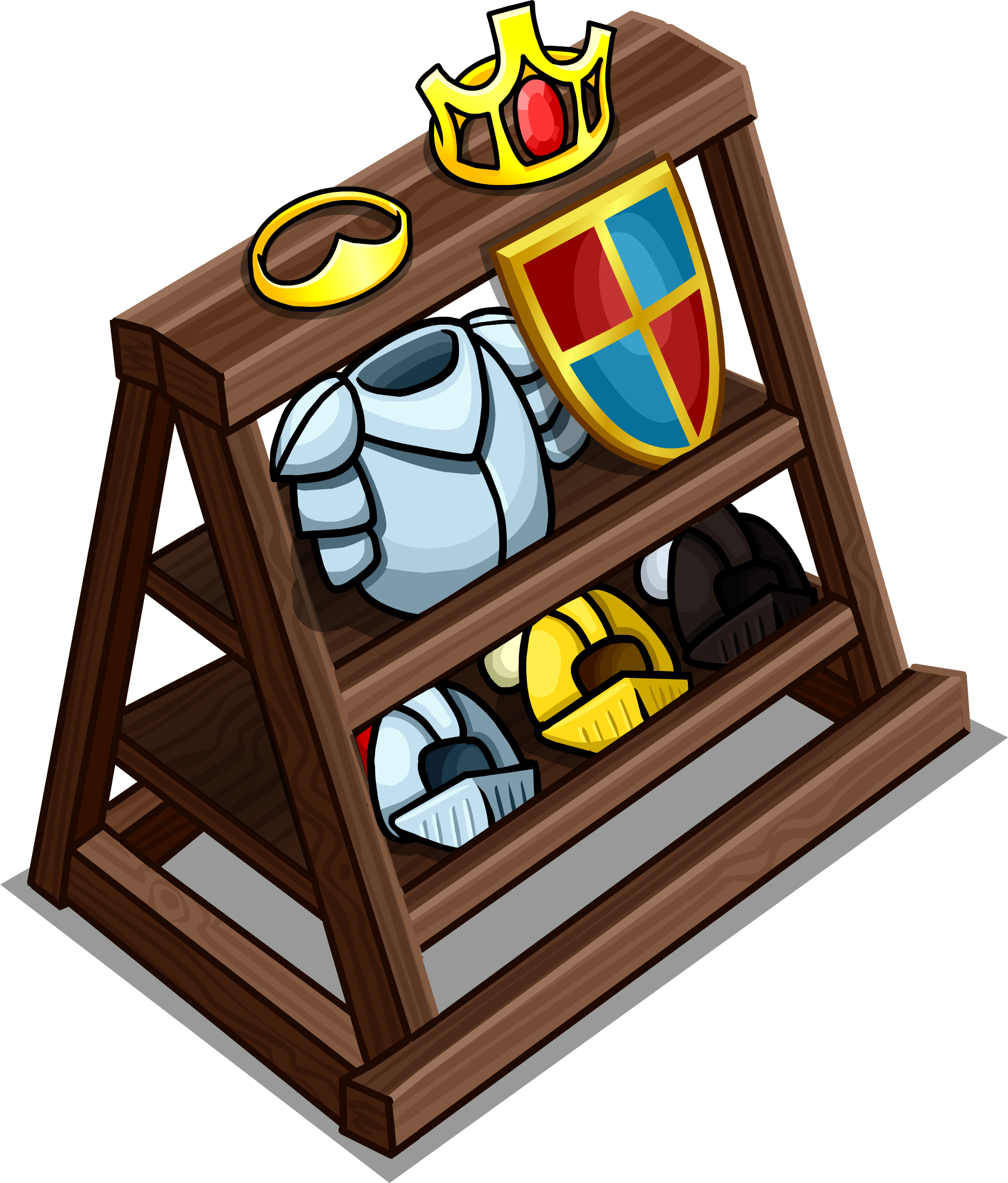 Armor Rack