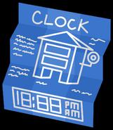 Clock Tower Blueprints