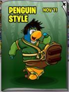 November 2011 Penguin Style