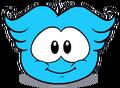 BluePuffleBrushed