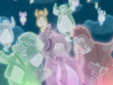 Ghosts Just Wanna Dance