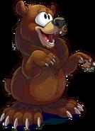 Newspaper Issue 444 brown bear