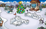 Snow Forts Advent Calendar 2015
