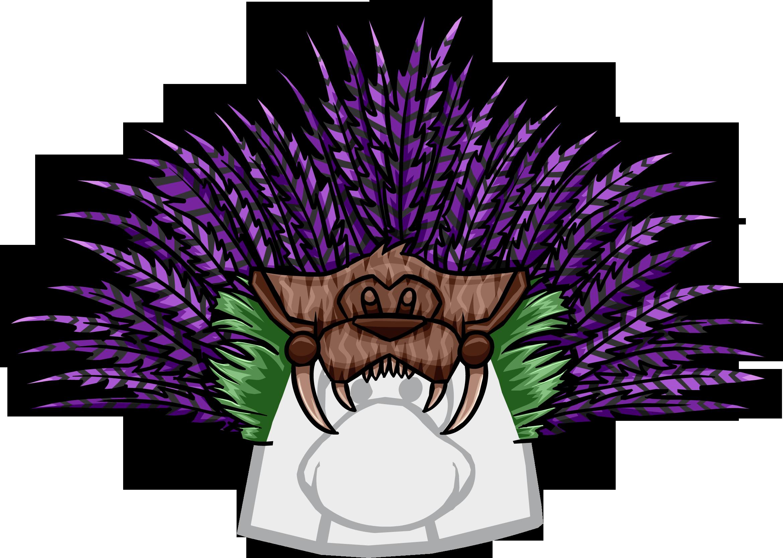 Grape Headdress