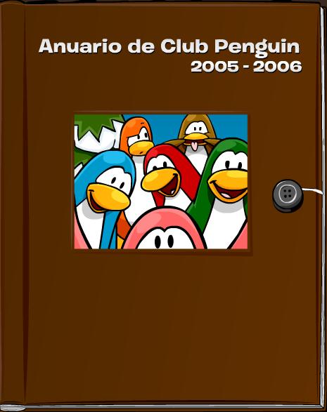 Anuario de Club Penguin 2005-2006