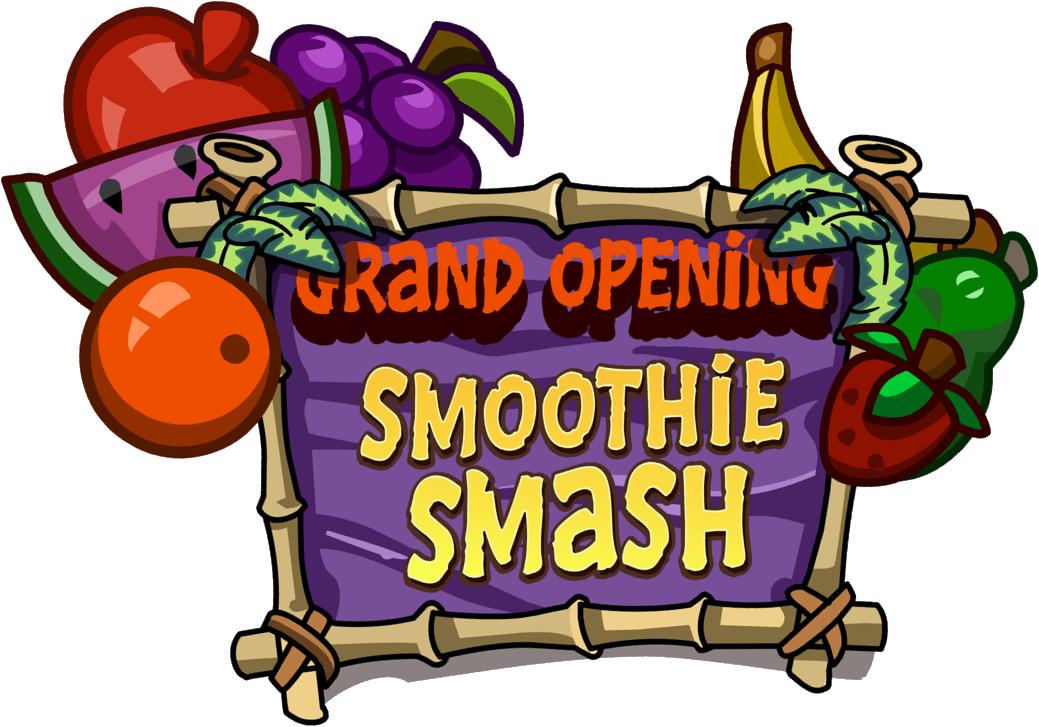 Smoothie Smash Grand Opening