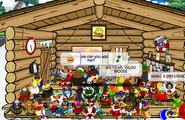 Duckiees Igloo Party