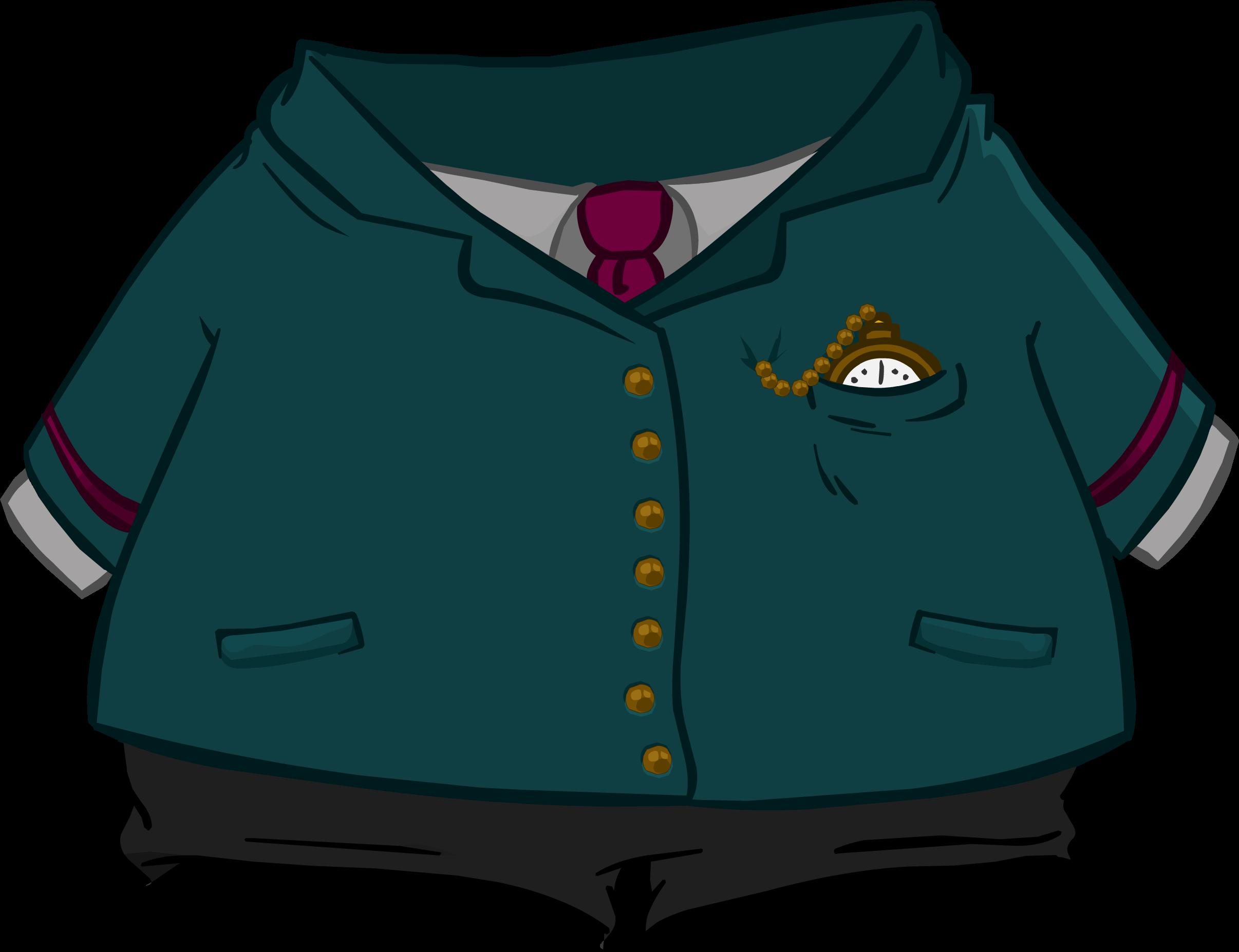 Uniforme de Inspector de Tren
