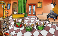 Instrument Hunt Pizza Parlor