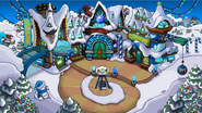 Town merry walrus party