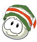 White Yoshi puffle