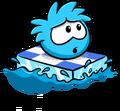 Blue PufflePuffleRescue