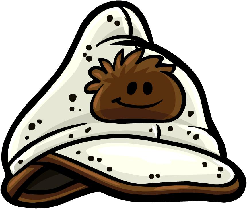 Sombrero de Puffle Café