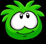 Puffle Verde 7