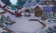 Centro de Esquí Noche de Brujas 2014