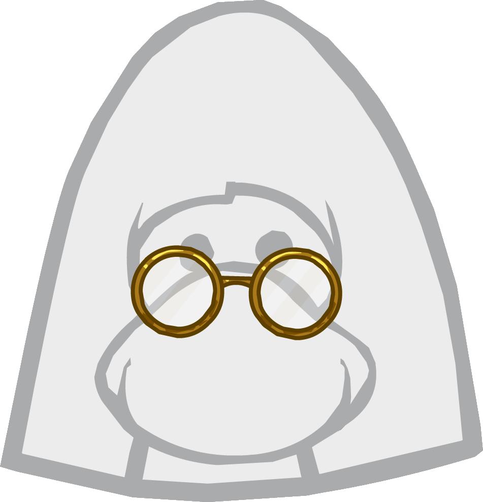 Gafas de Inspector de Tren