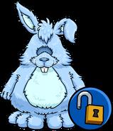 Blueberry Bunny Costume clothing icon ID 14523