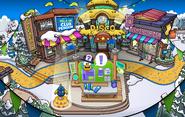 Fiesta Sigan Pingüineando Centro