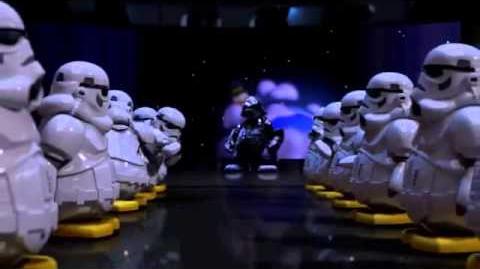 Club Penguin Star Wars Takeover Sneak Peek-Cinematic Trailer