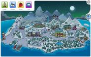 Halloween 2014 map