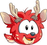 Puffle red1018 paper