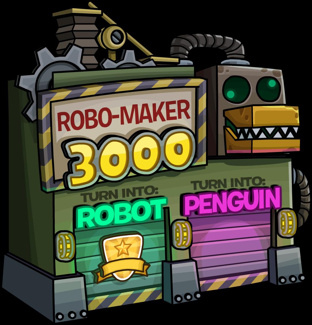 Robo-Maker 3000