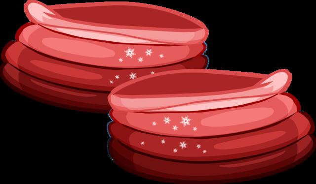 Botas de Invierno Rojas