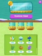 The Exchange menu