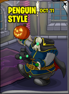 October 2011 Penguin Style