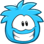 Operation Puffle Post Game Interface Puffe Image Blue