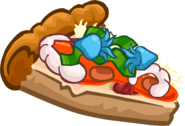 Puffle Care Icons Pizzadeluxe