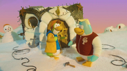 Roofhowse's igloo